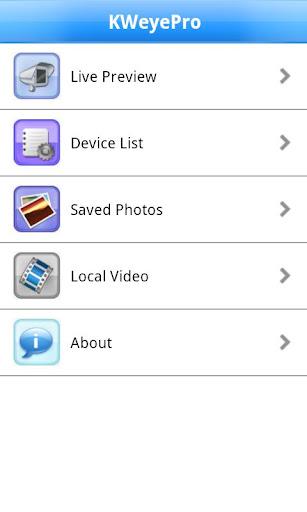 【免費媒體與影片App】KWeyePro KWeye KWeye+-APP點子