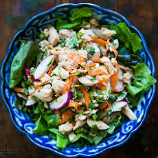 Asian Tuna Salad