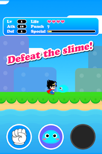 Punching Slime - screenshot
