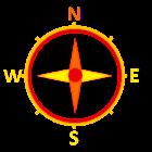 AR Compass icon