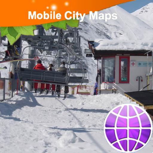 Serfaus Fiss Ladis ski area LOGO-APP點子