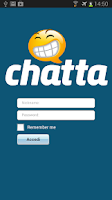 Screenshot of Chatta.it - La chat