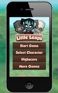 Little Leaps - screenshot