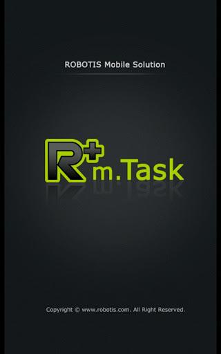 R+ m.Task ROBOTIS