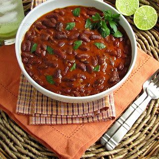 Side Dish Kidney Beans Recipes