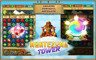 Screenshot of Montezuma Tower
