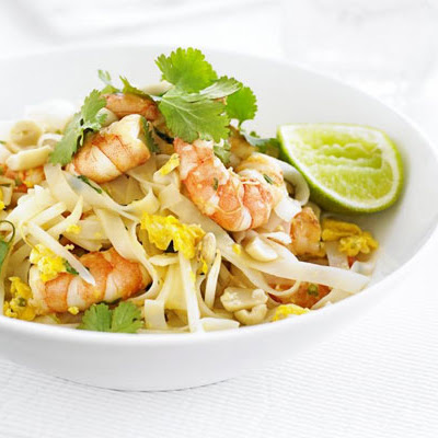 10-minute pad Thai