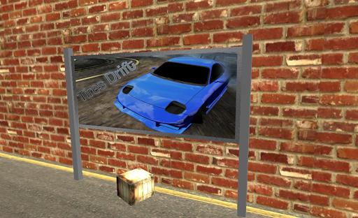 Tires Drift - screenshot