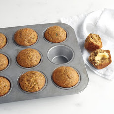 Zucchini, Banana, and Flaxseed Muffins