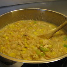Super White Chicken Chili!