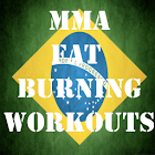 MMA FAT BURNING WORKOUTS icon
