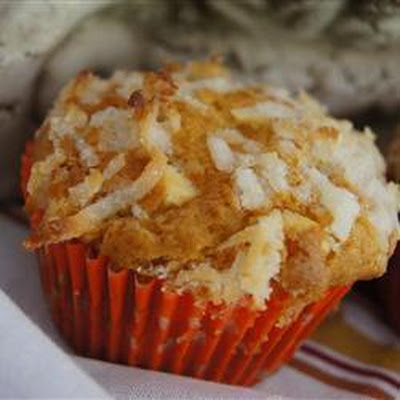 Coconut Orange Muffins
