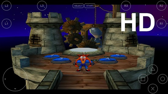 FPse for android Screenshot