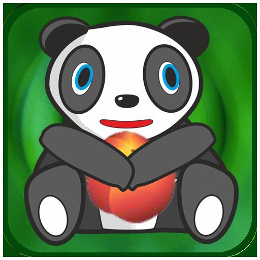 Hungry Panda - kids game