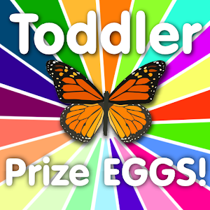 Toddler Prize EGGS! | Animals
