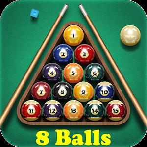 8 balls game