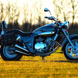 by Kiss Balázs - Transportation Motorcycles