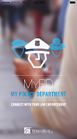Screenshot of My Police Department (MyPD)