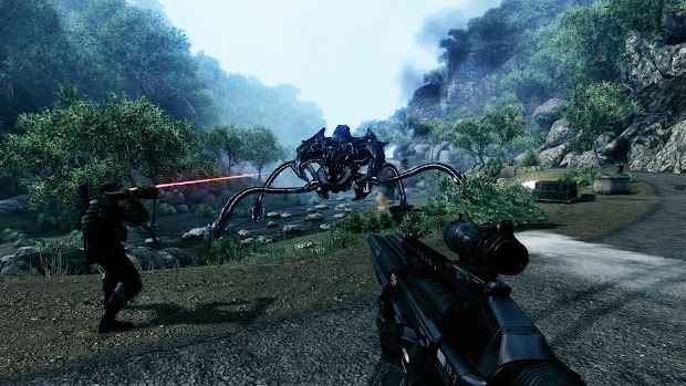 Crysis and Crysis 2 PC online servers to close next month
