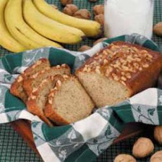Maple Walnut Banana Bread