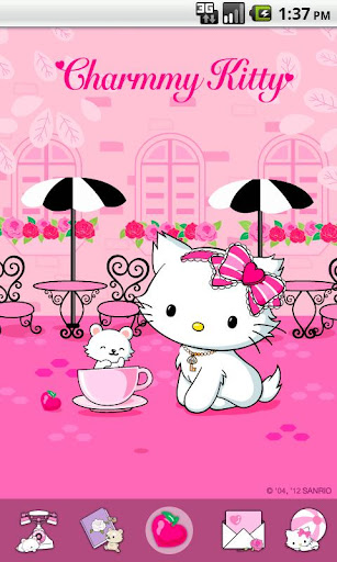 Charmmy Kitty Theme 2
