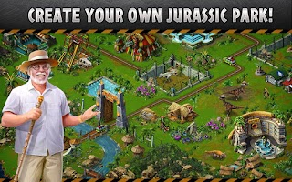 Screenshot of Jurassic Park™ Builder