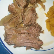 Crock-Pot Pot Roast with Onions