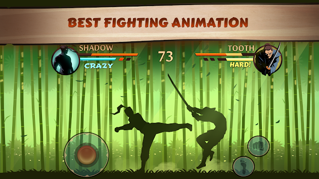 Shadow Fight 2 For Android TV APK screenshot thumbnail 6