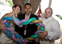 Wedding Magician in London & Surrey