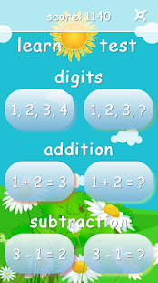 Learn Arithmetics - screenshot