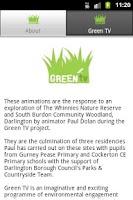 Screenshot of Green Tees Valley