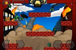 Screenshot of Brothers Vs Aliens