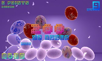 Screenshot of Black eggs