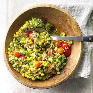 Quinoa Corn Edamame Recipes