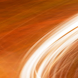 Gold Streaks by Nicolas Raymond - Abstract Light Painting ( curve, colorful, bright, vivid, vibrant, yellow, blur, glow, curves, colour, lights, panning, colourful, nicolas raymond, movement, streaking, gold, motion, light, blurs, abstract, orange, colors, texture, white, random, somadjinn, colours, pan, blurred, streak, pattern, color, vibrance, background, streaks, brilliant, glowing, curved, golden, brilliance,  )