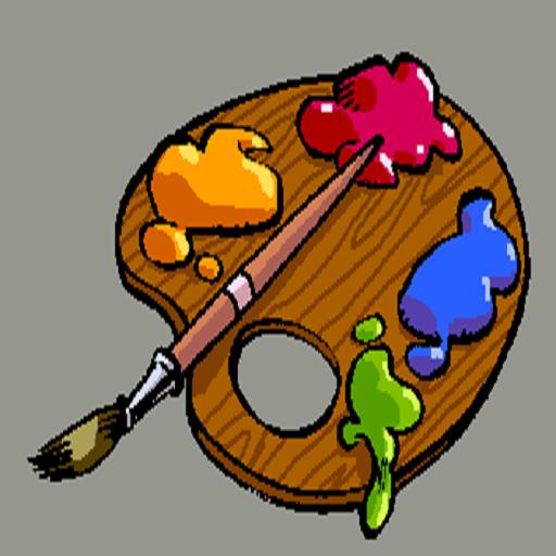 顏色 LOGO-APP點子