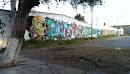 Mural Día De Muertos