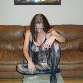 Lonely by Samantha Barbs - Nudes & Boudoir Boudoir ( sexy, nude, woman, boudoir, portrait )
