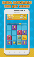 Screenshot of 2048 Pixels