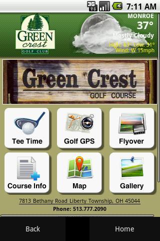 Green Crest Golf Club