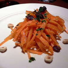 Pickled Carrot Salad