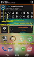 Screenshot of 2 Battery Pro - Battery Saver