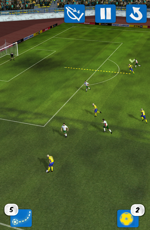 Score! World Goals Screenshot 2