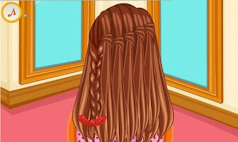 Screenshot of School Hairstyles