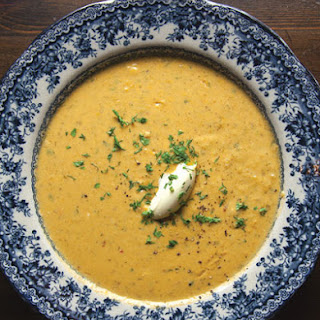 Partan Bree (Scottish Crab Bisque)
