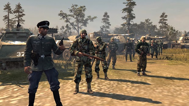 Make War Not Love weekend sees Company Of Heroes 2 and Total War: Rome II face off