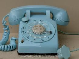 Desk Phones - Western Electric 500 PU 1