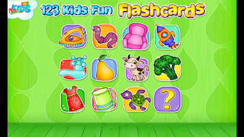 Screenshot of 123 Kids Fun™ FLASHCARDS Free