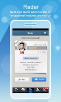 Screenshot of Guanxi.me – Social Intro App