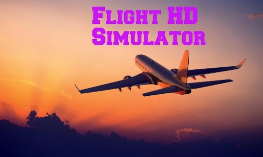 Flight Simulator HD - screenshot